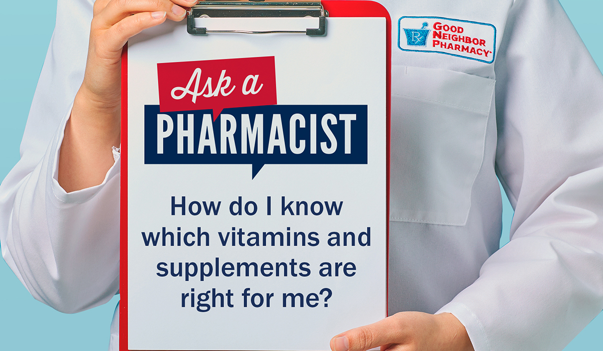 A pharmacist image